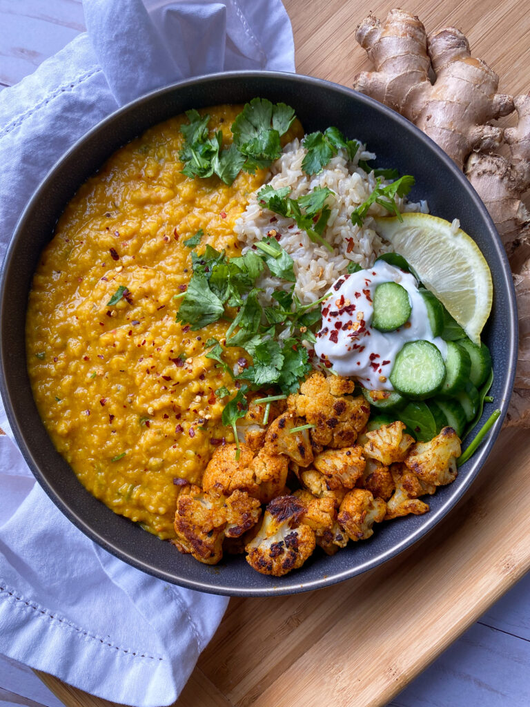 Curry Dal Bowl