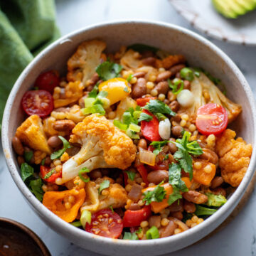 Creole Spiced skillet meal